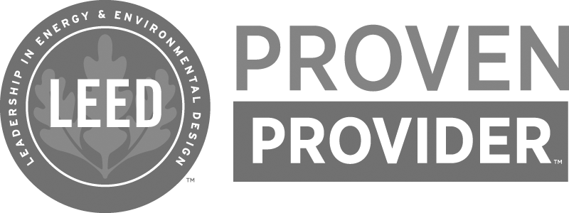 Sustainability Consulting - LEED Proven Provider