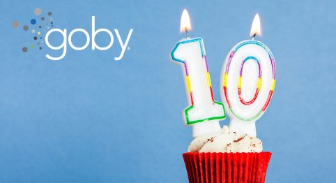 Goby Celebrates 10 Years