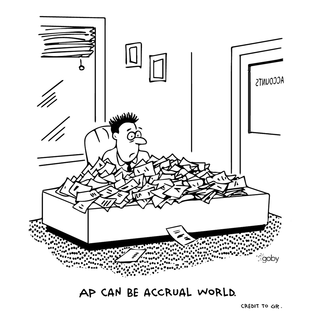 AP can be accrual world