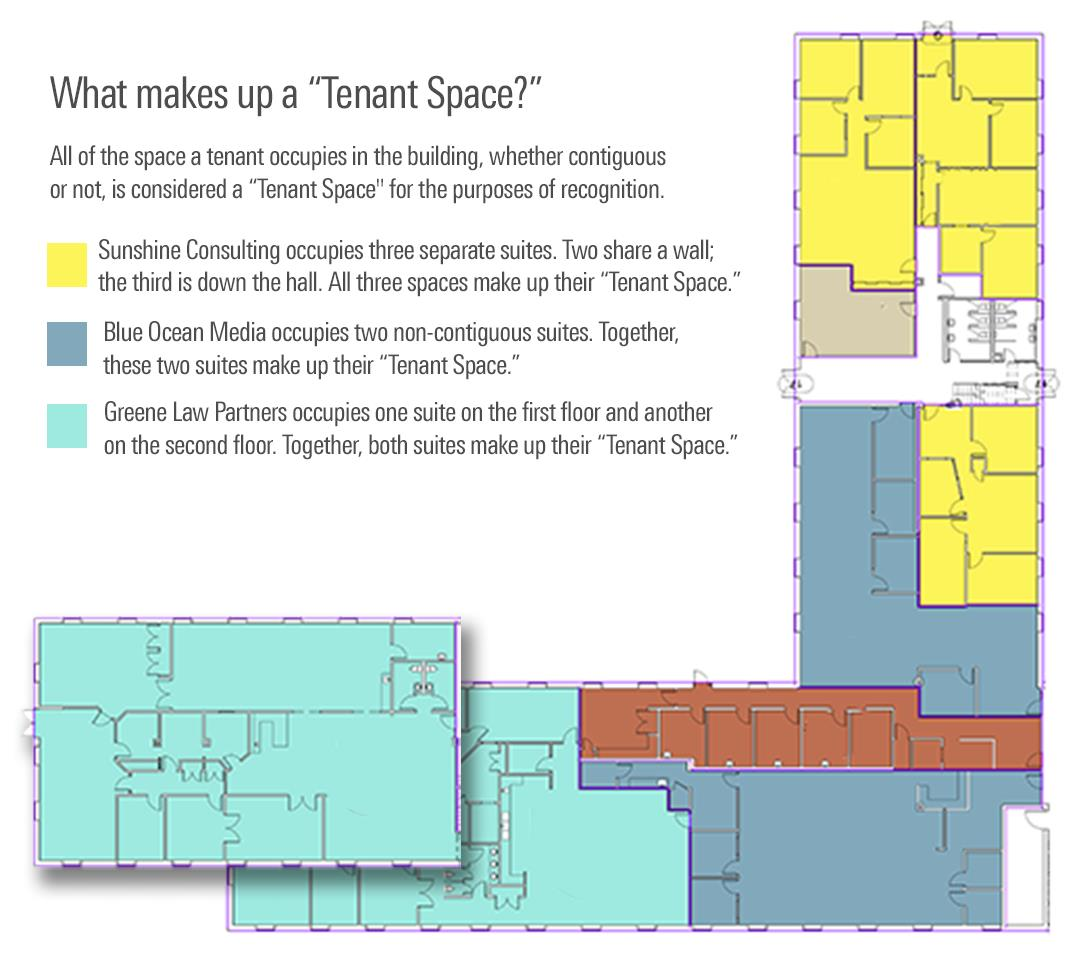 ENERGY STAR Tenant Space examples