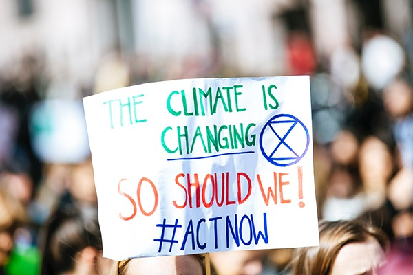 Climate risk is a hugely critical issue for environmental sustainability
